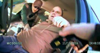 Bodycam Captures Arrest Of Suspected Drunk Driving Lieutenant