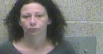 MARY VEACH - 2017-04-27 13:27:00, Henderson County, Kentucky - mugshot, arrest