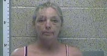 MARY HARMON - 2017-04-27 14:06:00, Henderson County, Kentucky - mugshot, arrest