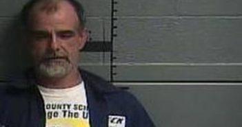 ELMER MITCHELL - 2017-04-27 23:32:00, Perry County, Kentucky - mugshot, arrest