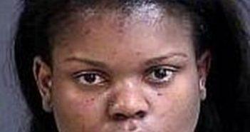 BREAUNA MIDDLETON - 2017-04-28 01:57:00, Charleston County, South Carolina - mugshot, arrest