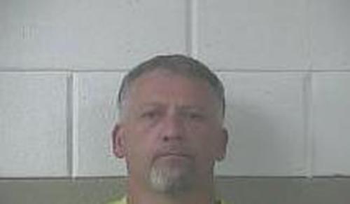 MICHAEL SPARKS Mugshot, Powell County, Kentucky - 2017-05-01 17:32:00