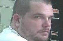 CHRISTOPHER FAULKNER - 2017-06-09 10:41:00, Powell County, Kentucky - mugshot, arrest