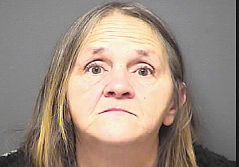 Flinchum, Linda Gail - 2017-06-16 16:08:00, Guilford County, North Carolina - mugshot, arrest