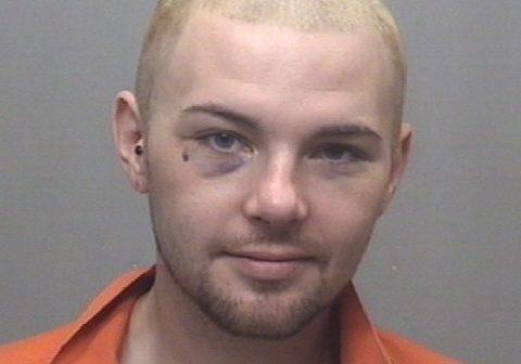 Mcgee, Everette Dustin - 2017-06-16, Forsyth County, North Carolina - mugshot, arrest