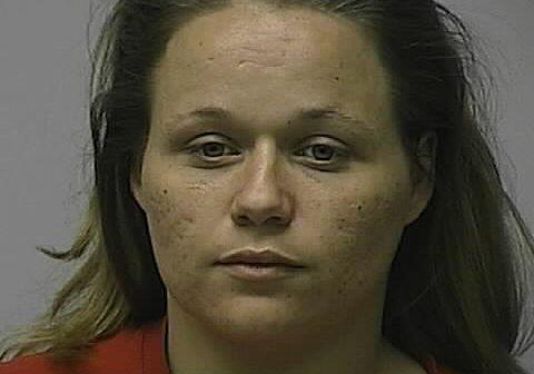 Tilley, Betty Michelle - 2017-06-16 04:33:00, Guilford County, North Carolina - mugshot, arrest