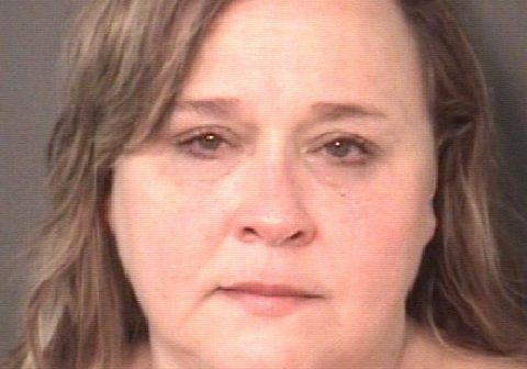 Carriker, Monica Kaye - 2017-06-16 20:25:00, Union County, North Carolina - mugshot, arrest