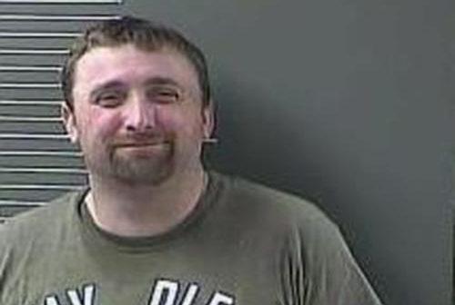 MICHAEL MORRISON - 2017-06-17 16:04:00, Johnson County, Kentucky - mugshot, arrest