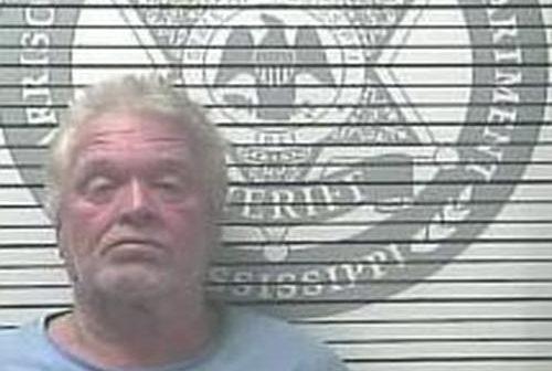 JAMES MCKNIGHT - 2017-06-17 11:21:00, Harrison County, Mississippi - mugshot, arrest