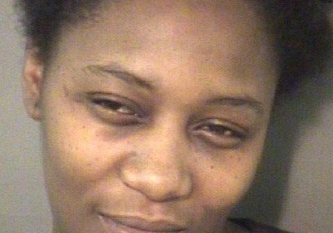 Massey, Ashley Patrice - 2017-06-17 11:49:00, Union County, North Carolina - mugshot, arrest