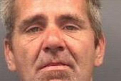 BRIAN ERDMAN - 2017-06-17 10:27:00, Rowan County, North Carolina - mugshot, arrest