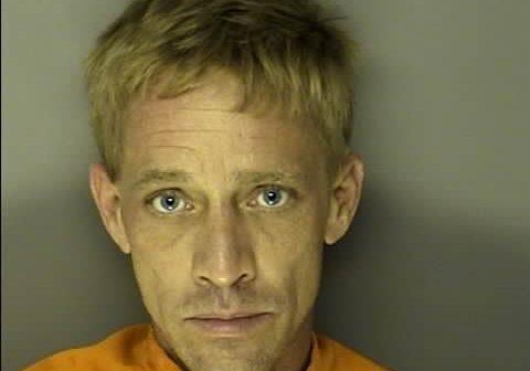 WALSHOCK, GARY RICHARD - 2017-06-16 23:04:00, Horry County, South Carolina - mugshot, arrest