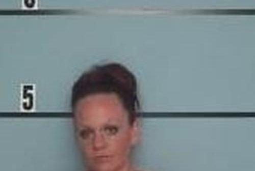 DIANA DEPEW - 2017-06-17 10:27:00, Burke County, North Carolina - mugshot, arrest