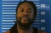 TIVON BROWN - 2017-04-19 12:18:00, Jones County, North Carolina - mugshot, arrest