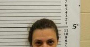 JESSICA GARRETT - 2017-06-19 17:10:00, Clay County, North Carolina - mugshot, arrest