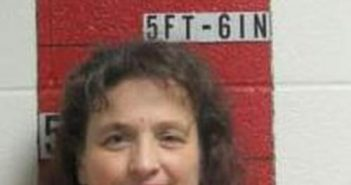 AMY KABRICK - 2017-06-21 18:03:00, Swain County, North Carolina - mugshot, arrest