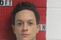 DAVID SIMONDS - 2017-06-22 21:53:00, Swain County, North Carolina - mugshot, arrest
