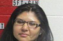 CANDACE PARKER - 2017-06-22 21:53:00, Swain County, North Carolina - mugshot, arrest