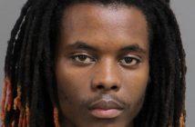 GIST,DARIUS QUANTREL - 2017-06-23 16:10:00, Wake County, North Carolina - mugshot, arrest