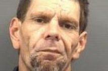 TERRY PARHAM - 2017-06-23 18:25:00, Rowan County, North Carolina - mugshot, arrest