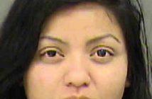 SANTANA, SAGRARIO SARAHI - 2017-06-24 05:12:00, Mecklenburg County, North Carolina - mugshot, arrest
