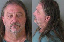 Peche, David Lynn - 2017-06-24 07:48:00, Gaston County, North Carolina - mugshot, arrest