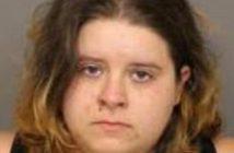 HAILEY CLEVENGER - 2017-06-25 16:51:00, Moore County, North Carolina - mugshot, arrest