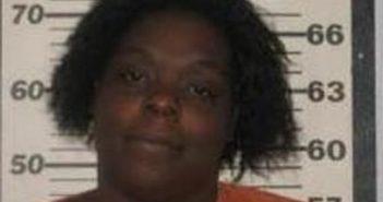 SHERONDA RICHARDSON - 2017-06-26 15:00:00, Caswell County, North Carolina - mugshot, arrest