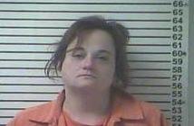 ANGELA PANNELL - 2017-06-26 16:36:00, Hardin County, Kentucky - mugshot, arrest