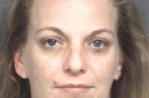 MOORING, WINDY KELLEY - 2017-06-27, Pitt County, North Carolina - mugshot, arrest