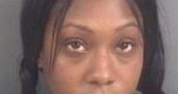 BRIANA TAYLOR - 2017-06-28 14:00:00, Cumberland County, North Carolina - mugshot, arrest