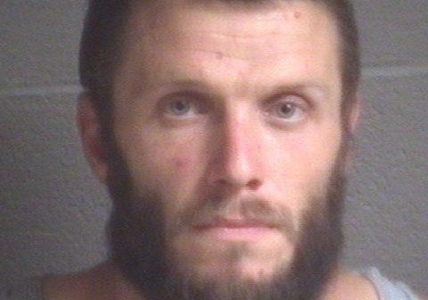 Reeves, Nathaniel Ivan - 2017-07-15 16:01:00, Buncombe County, North Carolina - mugshot, arrest