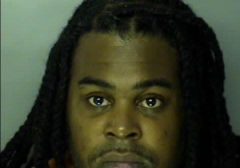 SANDERS, JEWANTE JAMEL - 2017-07-16 13:50:00, Horry County, South Carolina - mugshot, arrest