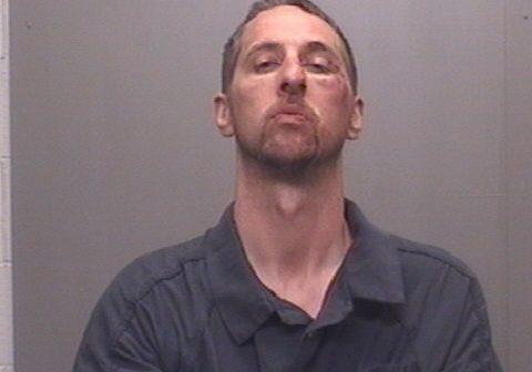 Gentry, Michael Shawn - 2017-07-16, Forsyth County, North Carolina - mugshot, arrest