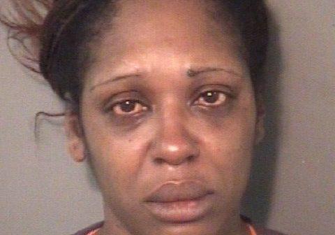Eddie, Tamika Romaine - 2017-07-16 03:29:00, Union County, North Carolina - mugshot, arrest