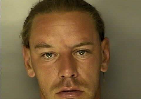 BYRD, CHRISTOPHER LEE - 2017-07-16 01:44:00, Horry County, South Carolina - mugshot, arrest