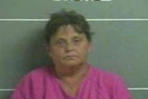 RONDA BURDEN - 2017-07-17 18:31:00, Ohio County, Kentucky - mugshot, arrest