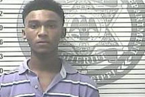 JUSTIN MILLENDER - 2017-07-17 19:29:00, Harrison County, Mississippi - mugshot, arrest