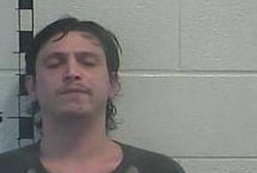 DEREK RICHARDSON - 2017-07-17 23:01:00, Shelby County, Kentucky - mugshot, arrest