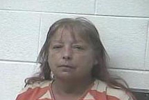 TAMMIE BLACKBURN - 2017-07-17 19:50:00, Montgomery County, Kentucky - mugshot, arrest