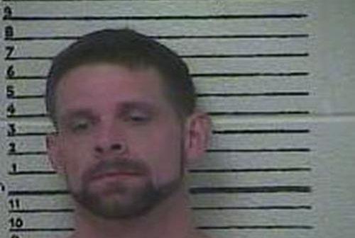 JASON HONCHELL - 2017-07-17 22:04:00, Clay County, Kentucky - mugshot, arrest