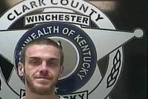 WALTER CHINAULT - 2017-07-17 21:58:00, Clark County, Kentucky - mugshot, arrest