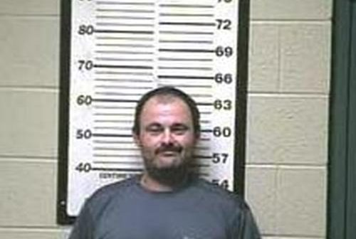 THOMAS WARD - 2017-07-17 21:12:00, Carroll County, Tennessee - mugshot, arrest