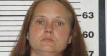AMY YORK - 2017-07-18 10:13:00, Clay, Tennessee - mugshot, arrest