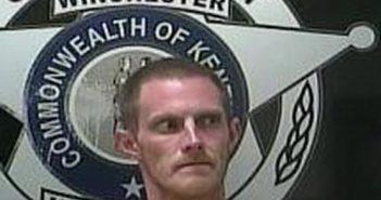 BRANDON GRIFFETT - 2017-07-20 18:16:00, Clark County, Kentucky - mugshot, arrest