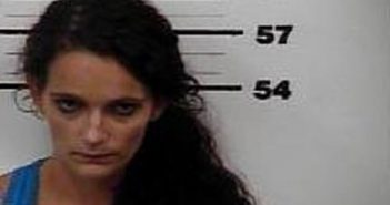 ASHLEY MATHIS - 2017-07-20 09:56:00, Hawkins County, Tennessee - mugshot, arrest