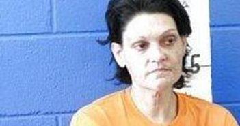 JESSICA GOFORTH - 2017-07-20 12:09:00, Calhoun County, Mississippi - mugshot, arrest