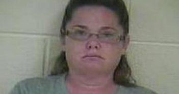 ANDREA RIBARICH - 2017-07-20 21:12:00, Taylor County, Kentucky - mugshot, arrest