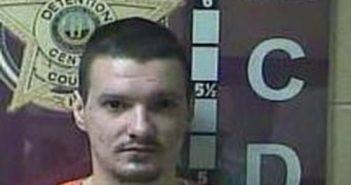JACOB DRURY - 2017-07-20 12:47:00, Madison County, Kentucky - mugshot, arrest