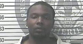 ORLANDO THOMAS - 2017-07-21 09:11:00, Harrison County, Mississippi - mugshot, arrest